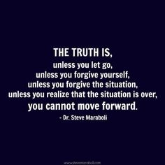 . #forgiveness #situation #truth