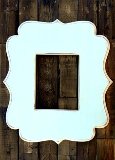 Cream frame, a popular color favorite. Awesome for weddings!