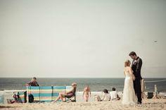 Lauren & Mikes wedding   Lusty Glaze Beach, Cornwall