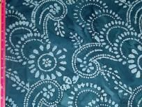 1 Yard Paisley Fabric FOR Quilt SEW SHIPS FREE 3 FREE PATTERNS