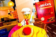 Bienvenue à l'hôtel Lego