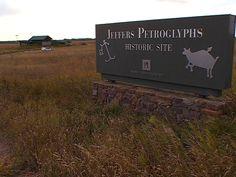 Uncovering MN's History Through Ancient Petroglyphs « CBS Minnesota