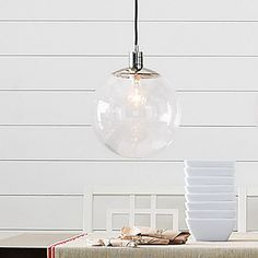 60W E27 Pendent Licht in Bal van het Glas Feature 446115 2016 – €85.25