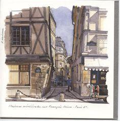 PO 46 - Rue Miron