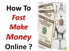 How To Fast Make Money Online http://ift.tt/2eSc8z0  How To Fast Make Money Online is the millionaire question that everyone wants to see answered but make money on the internet is more complicated than they want you believe.  Most all announced forms and sites are only schemes to lose money instead of earning . so must be careful and learn the correct way  If you are looking to build a online business how to make money fast online   then this community and this course is the best for…