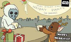 Happy Holidays: Holiday Party