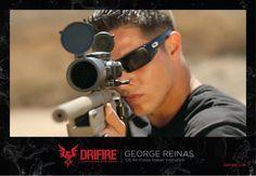 George Reinas - Top Shot Season 2 USAF Sniper Instructor