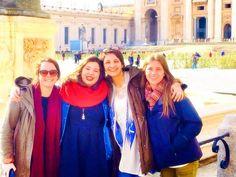 Girls weekend in Rome!! #Rome