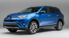#Novedades La nueva Toyota RAV4 se presenta #FOTOS