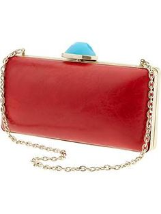 Love the new @trinaturk collaboration with @bananarepublic!  Check out this amazing box clutch!