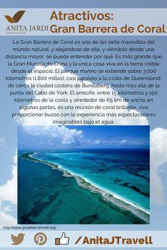 #SalíYViajá con nosotros a uno de los lugares que se puede ver desde el espacio por su majestuosidad ;-)
