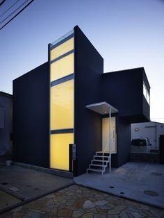Cocoa House | Tokyo, Japan | Imanaga Environmental Planning Office | photo by Nacasa & Partners