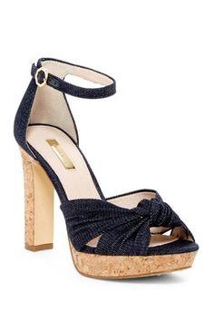 Lali Platform Heel