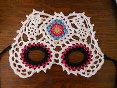 Resultado de imagen para sugar skull crochet