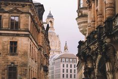 Dresden, Germany - ArtMedia-AM Photography Travel Around The World, Around The Worlds, Dresden Germany, Landscape Illustration, Illustration Art, Weekend Trips, Paris Skyline, Places To Go, Street View