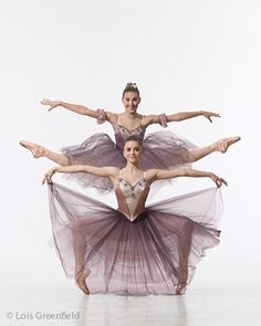New York City Ballet Dancers- I love how they make it look so easy!