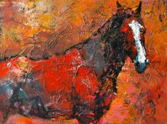 Two Horse Heads by Susan Easton Burns. Love her work. Horse Oil Painting, Oil Painting Abstract, Creature Drawings, Animal Drawings, Drawing Animals, Abstract Animals, Animal Paintings, Horse Paintings, Equine Art