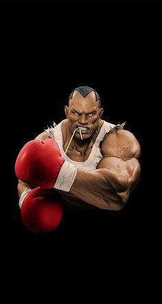 Super Street Fighter Balrog