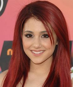 coloration cheveux rouge vif