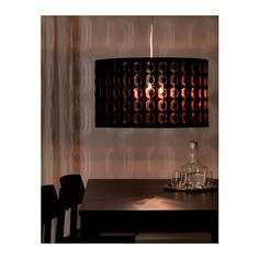 NYMÖ Lamp shade - IKEA - ok this could look cool hanging over large farmhouse table to add to the modern look Ikea Hacks, Ikea New, Living Room Light Fixtures, Ikea Living Room, Modern Master Bedroom, Ikea Home, Dining Room Lighting, Room Lights, Light Shades