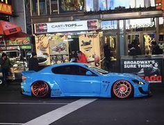 """690 curtidas, 4 comentários - Liberty Walk Australia (@libertywalkaustralia) no Instagram: """"Liberty Walk Maserati Gran Turismo LB☆ ☆⬇Liberty Walk Australia : @VogueIndustries…"""""""