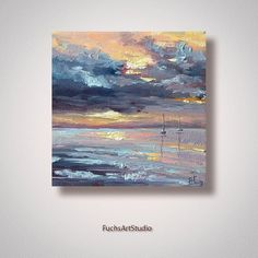 Small Canvas Paintings, Easy Canvas Art, Small Canvas Art, Mini Canvas Art, Small Art, Acrylic Painting Canvas, Painting Prints, Acrilic Paintings, Lighthouse Art