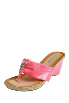 Best of Sandals  EXTREME by Eddie Marc Mimi Thong Sandal  $24.00