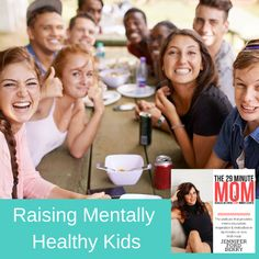 My guest today, Michelle Nietert, will really inspire and equip you to be the type of mom that is raising mentally healthy kids! Our conversation gets deep as we share our own struggles as mothers and how we overcame them. This pandemic has really taken a toll on our children and it is OK to admit you need some help navigating their feelings, as well as, your own! Michelle also shares some key questions to ask your kids in order to find out how they are doing mentally.