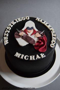 Assassin b-day cake