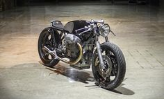caferacerbursa:   Auto Fabrica Type 9 MotoGuzzi / cafe racer