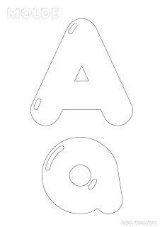 Stencil Lettering, Doodle Lettering, Lettering Styles, Lettering Tutorial, Block Lettering, Alphabet Letter Templates, Letter Stencils, Alphabet And Numbers, Hand Lettering For Beginners