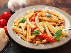 Fast and Easy Pasta With Blistered Cherry Tomato Sauce  Mein Blog: Alles rund um die Themen Genuss & Geschmack  Kochen Backen Braten Vorspeisen Hauptgerichte und Desserts
