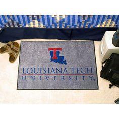 Louisiana Tech Bulldogs NCAA Starter Floor Mat (20x30)