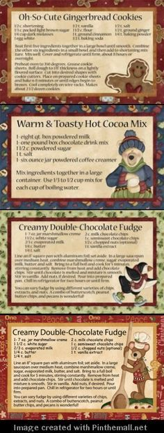 Free Printable Recipe Cards for Neighbor Gifts also christmas stuff