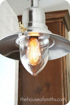 Ottava Light Fixture From Ikea Diy Installation Through Link Love The