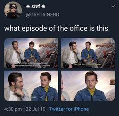 Lmaoo Tom just casually looking straight at the camera - Marvel Funny Marvel Memes, Dc Memes, Marvel Jokes, Avengers Memes, Marvel Avengers, Funny Memes, Marvel Comics, Hilarious, Tom Holland