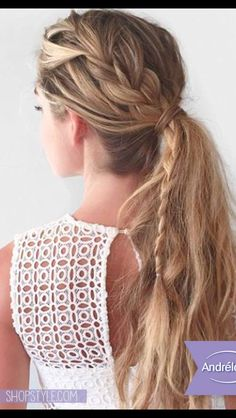Braid And tale in one