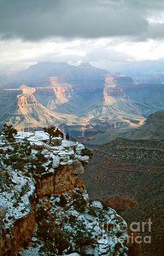 Grand Canyon National Park, Arizona; photo by .Charles Haire