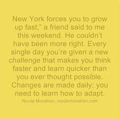 growing up fast Think Fast, Singles Day, Growing Up, Thinking Of You, Challenges, New York, Make It Yourself, Thoughts, Sayings