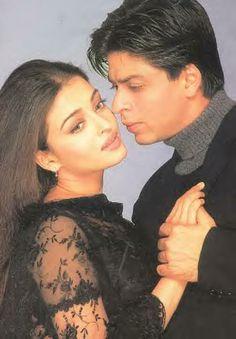 Mohabbatein on Pinterest | Shahrukh Khan, Aishwarya Rai and Bollywood