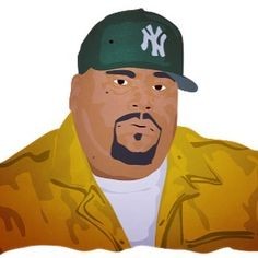 #bigpun #bigpunisher #legend #hiphop #newyork #paris #love