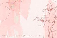 Colores pastel   Fotos y Vectores gratis Watercolor Floral Wallpaper, Watercolor Flower Background, Tropical Background, Pastel Background, Watercolor Rose, Vector Background, Frühling Wallpaper, Flower Wallpaper, Wallpaper Backgrounds