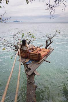 Krabi Thailand | Treehouses in Thailand | Bucket List Thailand