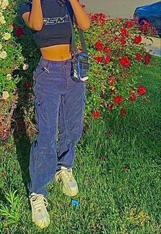 Indie Outfits, Teen Fashion Outfits, Retro Outfits, Cute Casual Outfits, Vintage Outfits, Indie Fashion, Aesthetic Fashion, Look Fashion, Aesthetic Clothes
