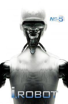 I, Robot movie poster