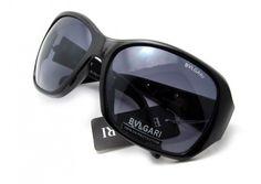 Sunglasses BVLGARI Black 100% UV protection guaranteed origin FREE P&P