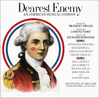Dearest Enemy (2013 cast recording)