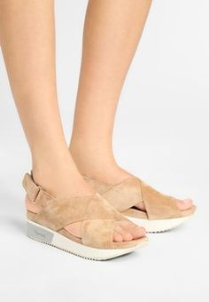 13 Best Home shoes images | Shoes, Sandals, Wedge sandals