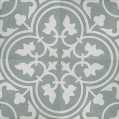 Encaustic Cement Tile – A405E