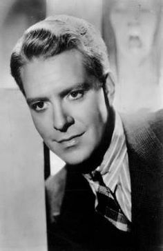 Nelson Eddy (6/29/1901)-(3/6/1967) Used to star alongside Jeanette MacDonald in black and white musicals. Loved the pair of them.
